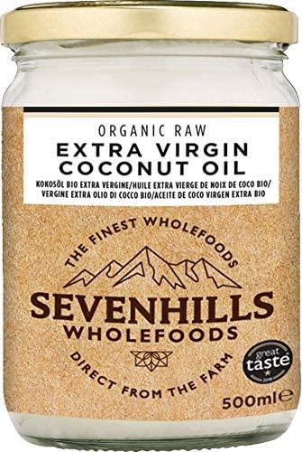 aceite de coco eco sevenhills