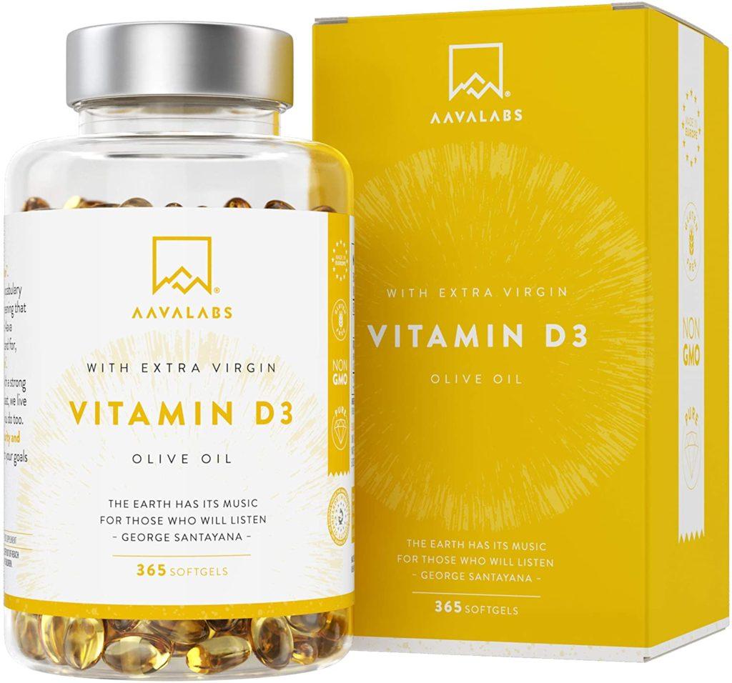 vitamina d3 perlas Aavalabs