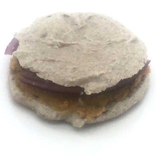 pan de pita de sarraceno