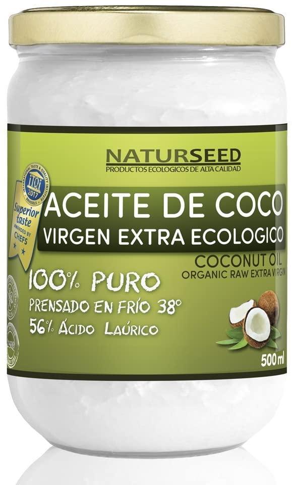 aceite de coco eco naturseed
