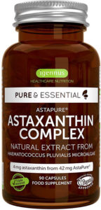 astaxantina complejo de Igennus