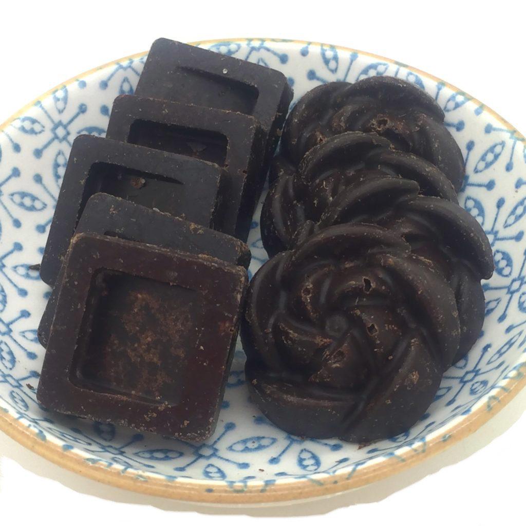 bombones de cacao