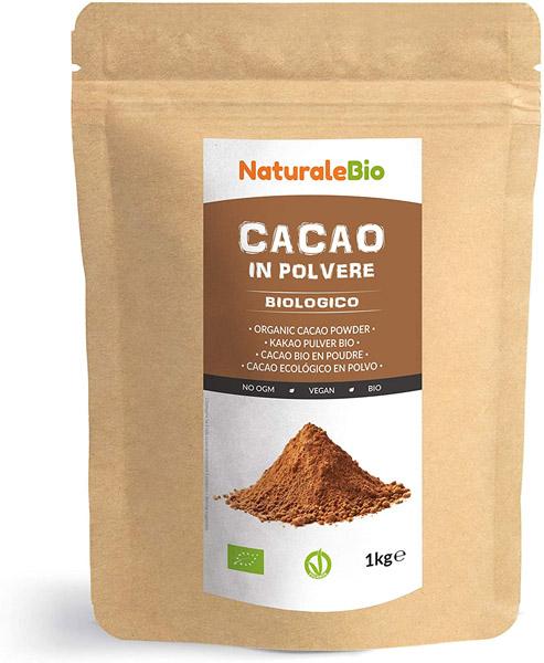 cacao polvo eco naturale bio
