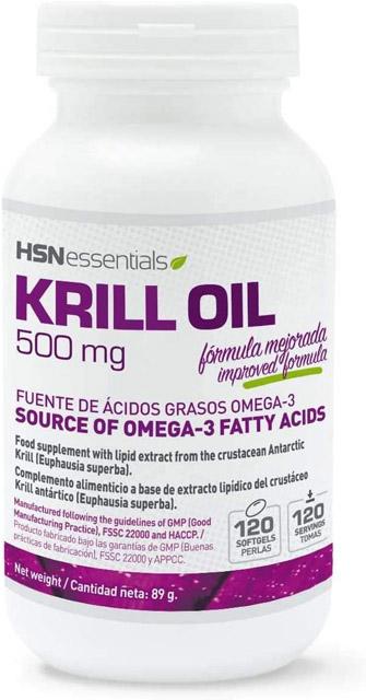 mejor omega 3 aceite de krill HSN Rimfrost