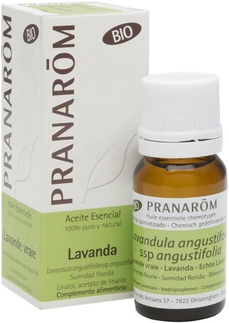 aceite esencial de lavanda de Pranarom