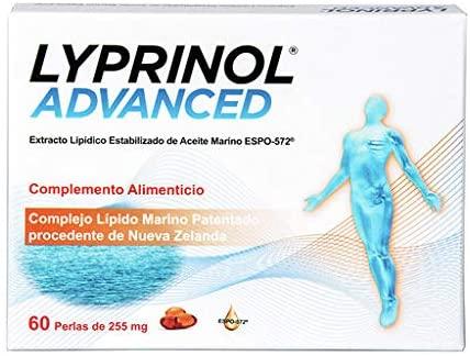 mejor aceite krill lyprinol antiinflamatorio