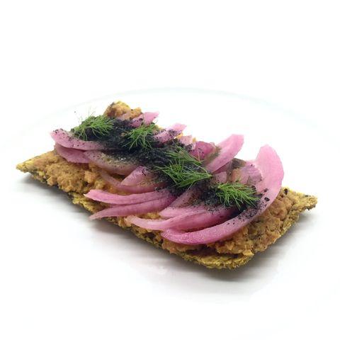 pan plano de trigo sarraceno sin gluten