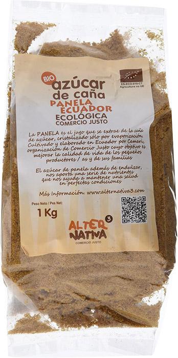 azúcar de caña panela Ecuador