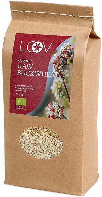 semillas de trigo sarraceno Loov