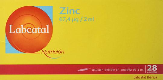 zinc labcatal